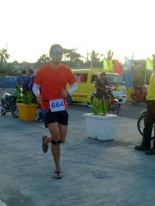 10K finisher at Salmut Kabataan Dagan Para Sa Kadaugan
