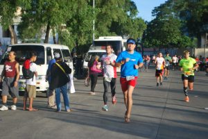 18K Finisher at Philhealth Nationwide Run - Cebu (photo by Yaz Soon)