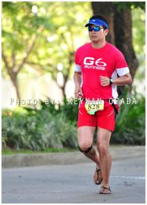 42K Finisher at Cebu City Marathon (photo by Reynan Opada)